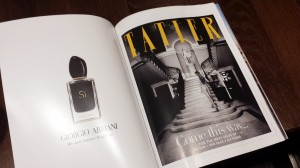 Tatler October 2014